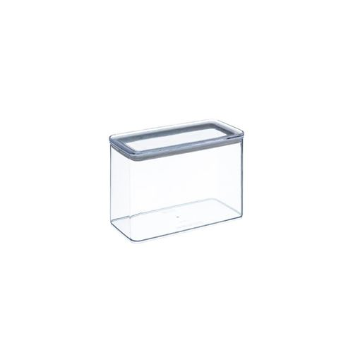 Boîte rectangulaire 2000 mL - Plastique