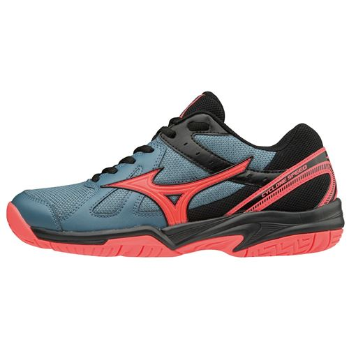 MIZUNO Cyclone Speed Noir Bleu Saumon 37 Femme Chaussures