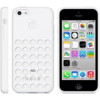 Coque Apple iPhone 5c Case Blanche