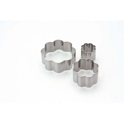 dtm loisirs creatifs - emporte piece metal fleur