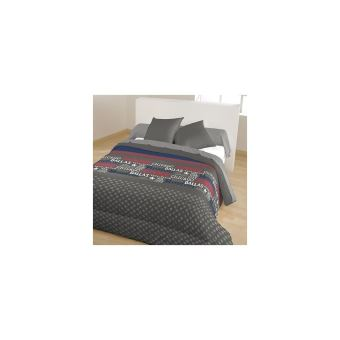 Couette Fantaisie Imprimee 100 Polyester 220 X 240 Cm
