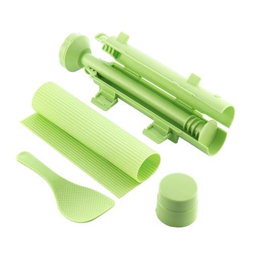 Set de sushi avec recettes Suzooka InnovaGoods 3 Pièces