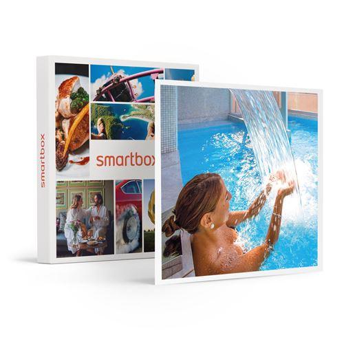 SMARTBOX - 4 jours à Cannes dans un hôtel 4* avec journée spa et séance de balnéothérapie - Coffret Cadeau