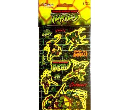 Stickers Teenage Mutant Ninja Turtles