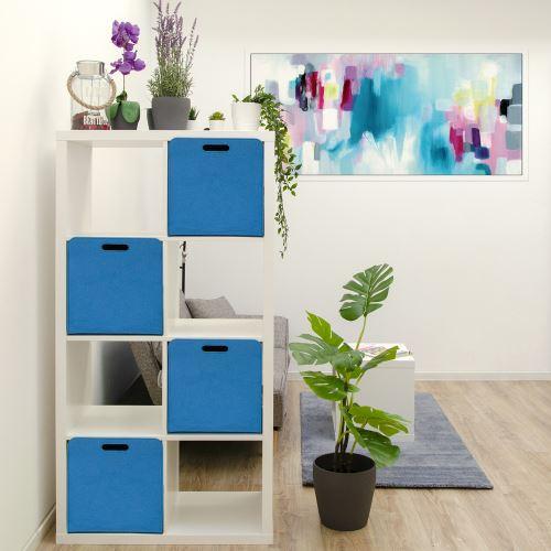 https://static.fnac-static.com/multimedia/Images/6A/6A/9F/CF/13606762-3-1520-1/tsp20200114020708/4-Boites-de-Rangement-Feutre-33x33x38cm-Kallax-Panier-Feutrine-Etagere-Ikea-Bleu.jpg