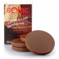 Solac recharge de 10 pastilles de cire au chocolat pour epilateur à cuve 21284