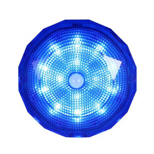 Blusea LED Moderne Chambre D'enfant Animé Lampe, lampe de nuit automatique à coller pour cuisine cuisine couloir escalier coffre de voiture LED à piles sous détecteur de mouvement nuit