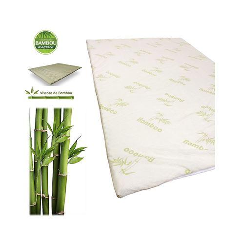 Royalty Comfort Slt-msm-90190 Bamboo Mattress Topper
