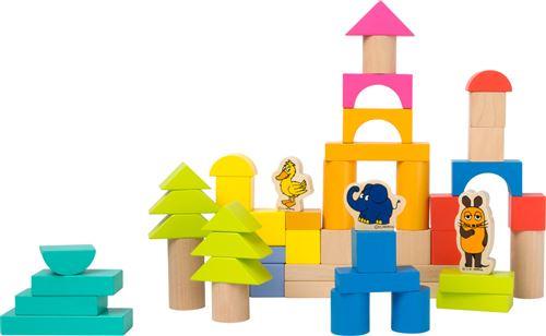 """Blocs De Construction Avec """"L' Éléphant"""""""