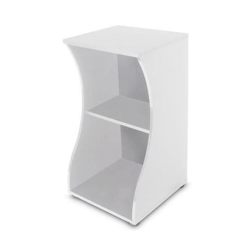 fluval support d'aquarium flex 15 g - blanc