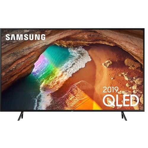 Plus de détails TV intelligente Samsung QE49Q60R 49 4K Ultra HD QLED WIFI Noir