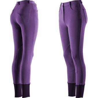 EQUI-THÈME Culotte Equitation - Pantalon Pro Coton - Sous-vêtements de  sport - Achat   prix   fnac 64bd382a9f2