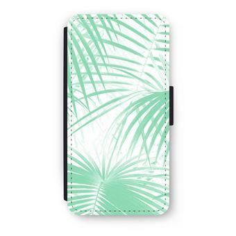 coque iphone 8 plus feuille de palmier