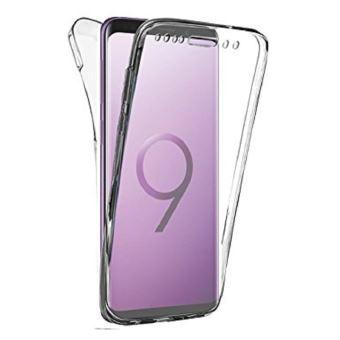 coque samsung s9 silicone transparente