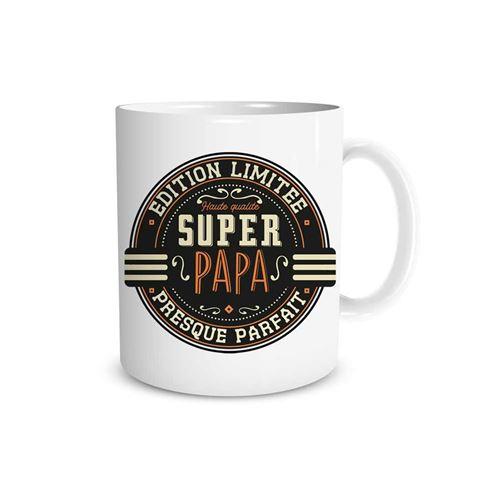STC - Mug Blanc – Papa Edition Limitée