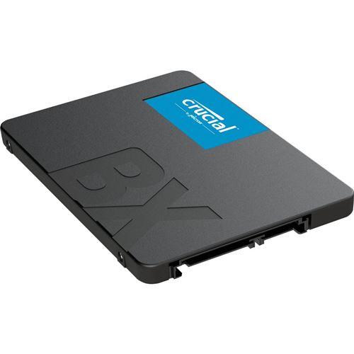 Crucial BX500 3D NAND 960 GB SSD (Solid State Drive), lesen mit bis zu 540 MB/Sek., schreiben mit bis zu 500 MB/Sek.