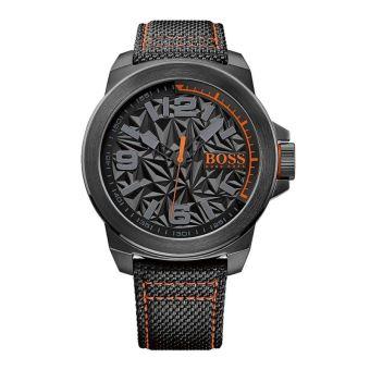Montre Homme Hugo Boss Boss Orange 1513343 Noir Montre à Quartz