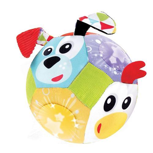 Yookidoo playball Lights'N' Music Fun animal faces 14 cm