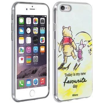 coque iphone 6 silicone porcinet