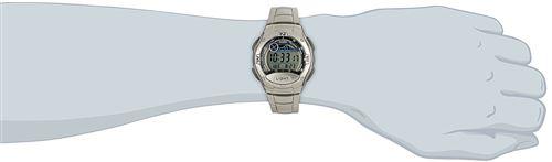 18€14 sur Casio Montre Homme W 753D 1AVES Chronographe  J5nur