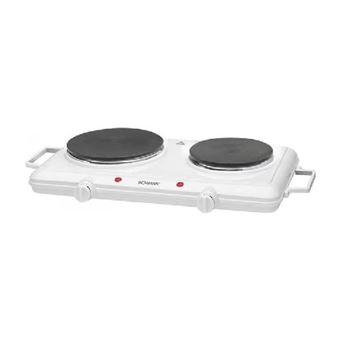 Bomann Dubbele kookplaat DKP 5028 CB 2.500 W