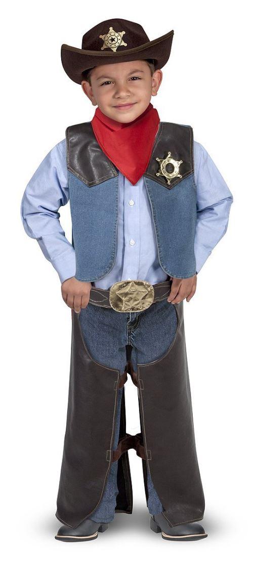 Melissa & Doug Cowboy Costume Jeu de rôle