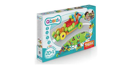 Jeu de construction Qboidz 20 in 1