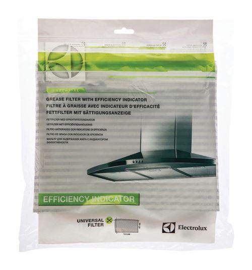 Electrolux 9029795342 Filtre anti-graisse pour extracteur 114 Cm 47 Cm