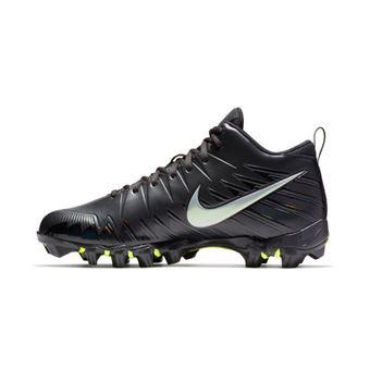 new style 728b5 b39fc Crampons de Football Americain moulés Nike Alpha Menace Shark 2 3 4 Noir  Pointure 41 - Chaussures et chaussons de sport - Achat   prix   fnac