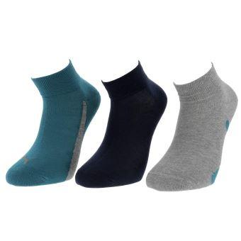 design professionnel célèbre marque de designer les dernières nouveautés Socquettes chaussettes Puma Sneakers pet/nv/grs x3 Blanc taille : 39-42 réf  : 16872