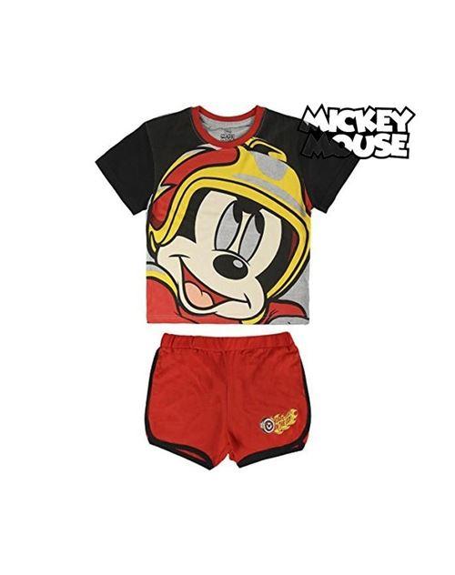 Pyjama d'Été mickey mouse 5896 (taille 4 ans)