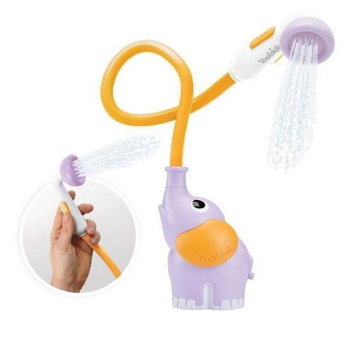 Yookidoo 40160 Purple, Shower de bebe elephant, Une piece