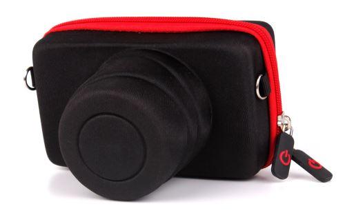 DURAGADGET Etui Coque Rigide pour Appareil Photo Leica Q (Typ 116) Muni de Son Objectif Standard + e