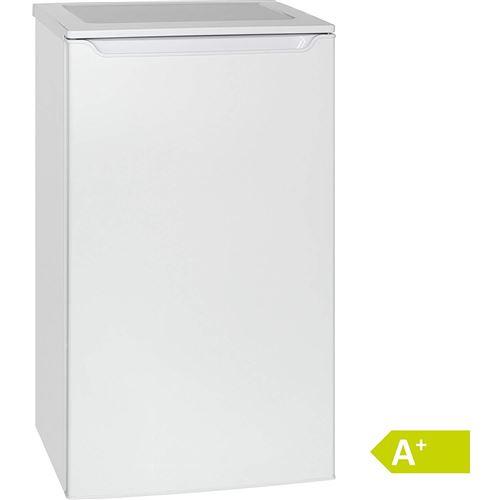Bomann VS 2262 Réfrigérateur/A+/85,3 cm/109 kWh/an/compartiment de réfrigération 87 l/pieds ajustables weiß