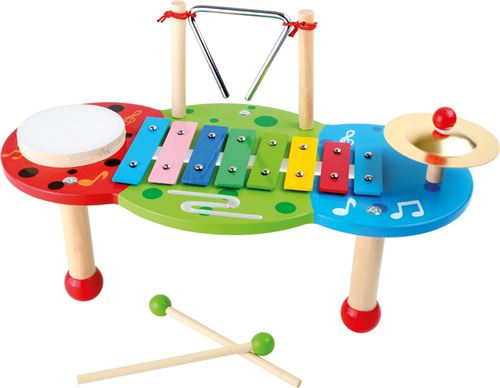 Small foot company - 2418 - Jouet Musical - Xylophone - Deluxe