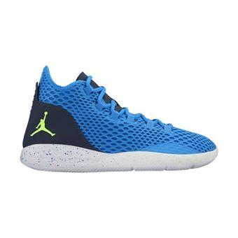 100% authentique 3abd7 1bc42 Chaussure de Basketball Jordan Reveal Bleu pour homme ...