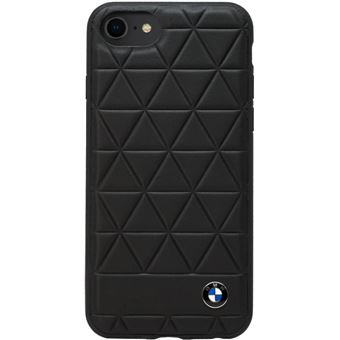 BMW Hexagon Signature Coque pour Apple iPhone 7 8 Noir