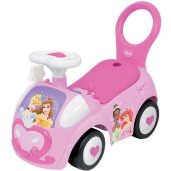 porteur disney princesse porteur bebe disney kiddieland jouet eveil achat prix fnac - Bebe Disney