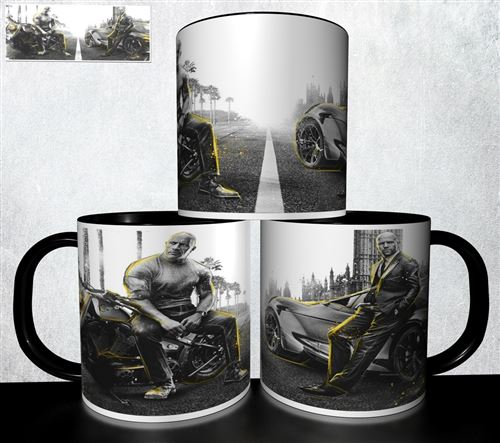 Mug collection design - Fast and Furious 759