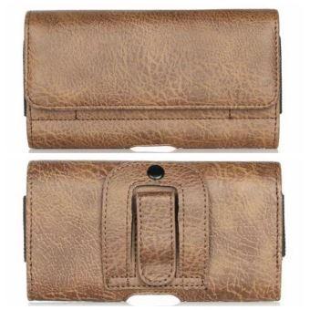 0c0f2f3baa6a COQUE IPHONE 5 SE, etui ceinture cuir marron 3 - 1319x - Etui pour  téléphone mobile - Achat   prix   fnac