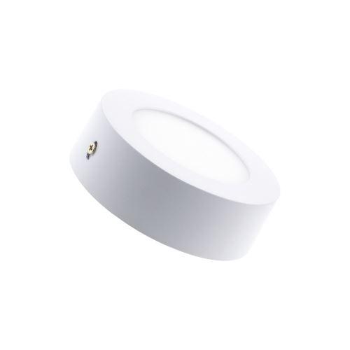 Plafonnier LED Rond 6W Blanc Neutre 4000K - 4500K