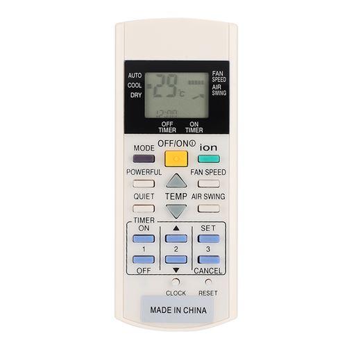 Télécommande de climatiseur pour A75C3299 A75C2600