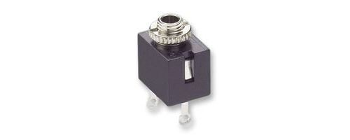 SOCKET, 2.5MM JACK, CHASSIS KLB 1 By LUMBERG
