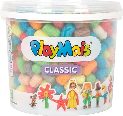 PlayMais set de bricolage de base junior 19 cm légumes 500 pièces