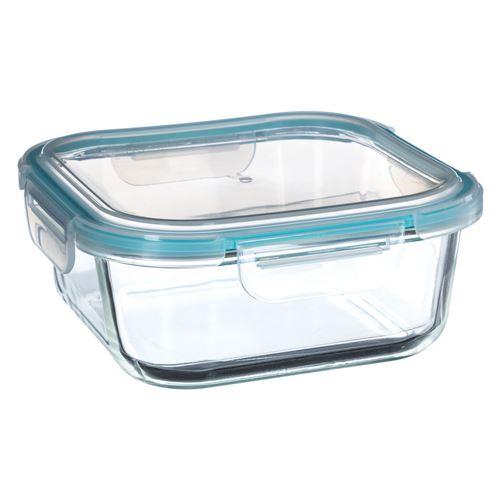 Secret de Gourmet - Lunch box en verre Clipeat - 1,8 L - Clipeat