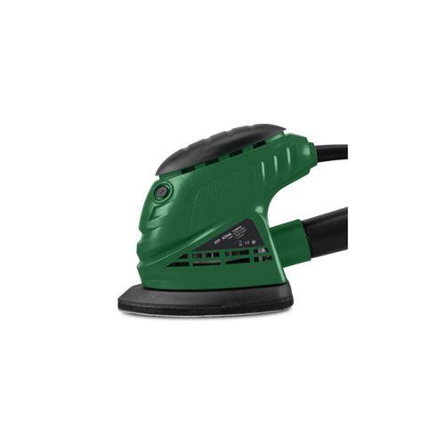 Ponceuse - 105W - Noir/vert