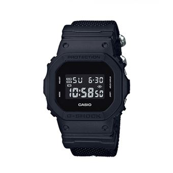 G Casio 1 Digital Dw Standard Noir 5600bb Shock Montre AL45Rj