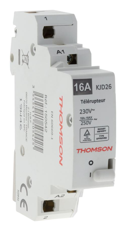 Télérupteur 16A - Thomson