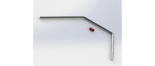 Team Durango - Anti-Roll Bar Front 2.5mm