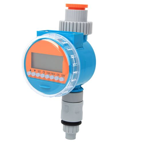 Contrôleur d'irrigation G1-1 / 4 DN32 intelligent Minuterie d'arrosage automatique